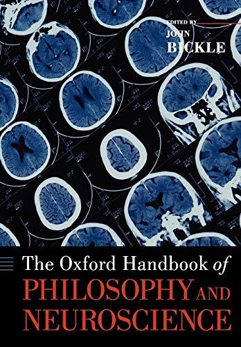 9780199965502: The Oxford Handbook of Philosophy and Neuroscience (Oxford Handbooks)