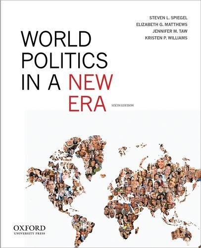 9780199965625: World Politics in a New Era