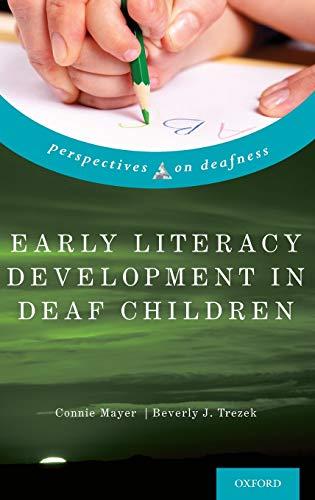9780199965694: Early Literacy Development in Deaf Children (Perspectives on Deafness)