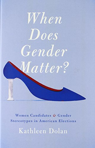 9780199968275: When Does Gender Matter?: Women Candidates and Gender Stereotypes in American Elections