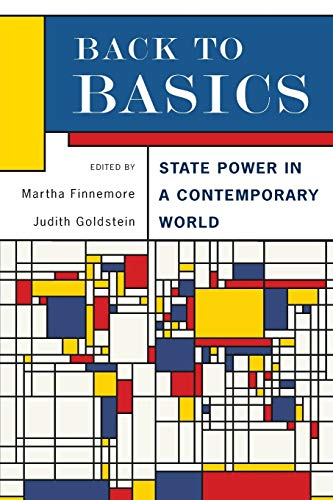 9780199970094: Back to Basics: State Power in a Contemporary World