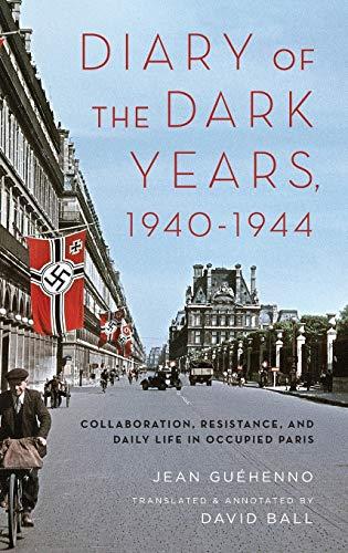 9780199970865: Diary of the Dark Years, 1940-1944