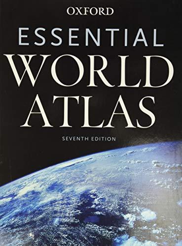 9780199971558: Essential World Atlas