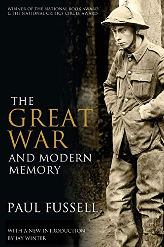 9780199971954: The Great War and Modern Memory