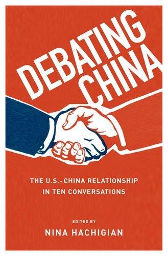 9780199973873: Debating China: The U.S.-China Relationship in Ten Conversations