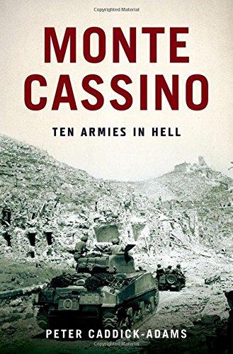 9780199974641: Monte Cassino: Ten Armies in Hell