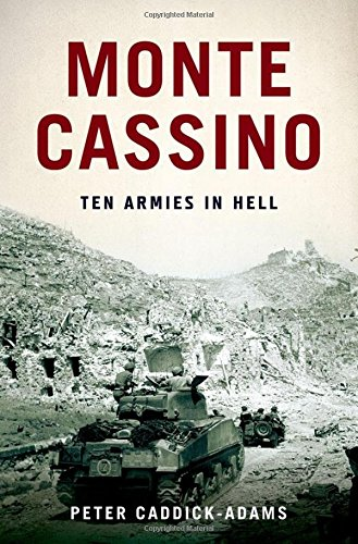 9780199974641: Monte Cassino: Ten Armies in Hell