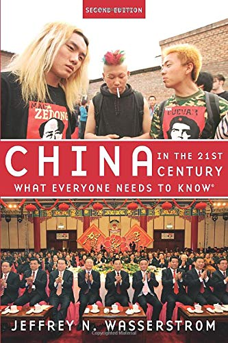 9780199974962: China in the 21st Century: What Everyone Needs to Know
