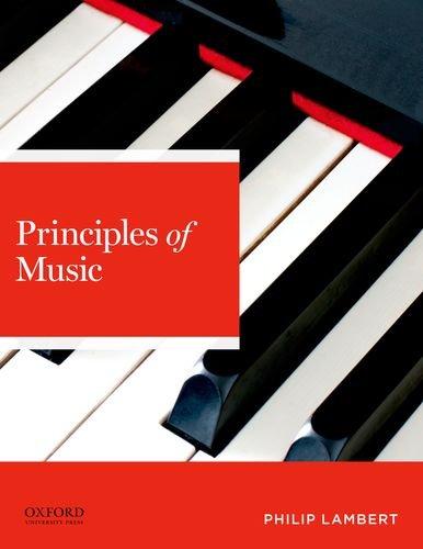 9780199975563: Principles of Music