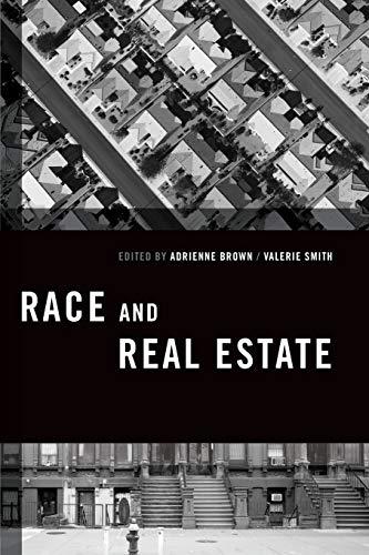 9780199977277: Race and Real Estate (Transgressing Boundaries: Studies in Black Politics and Black Communities)