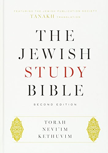 9780199978465: The Jewish Study Bible: Second Edition