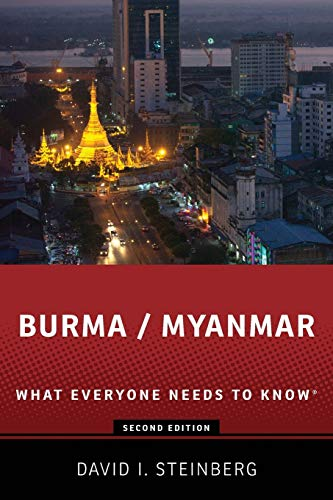 9780199981687: Burma/Myanmar: What Everyone Needs to Know®