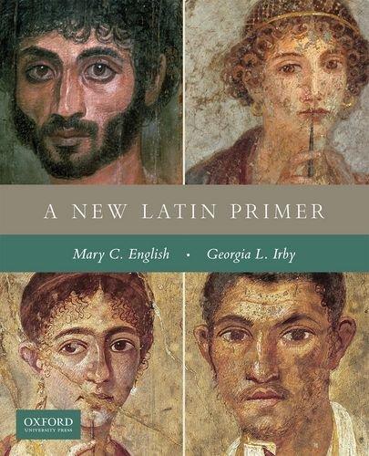 9780199982011: A New Latin Primer