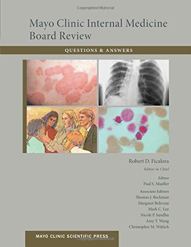 9780199985876: Mayo Clinic Internal Medicine Board Review Questions and Answers (Mayo Clinic Scientific Press)