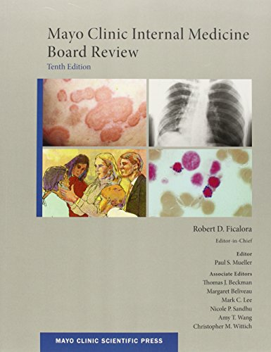 9780199985883: Mayo Clinic Internal Medicine Board Review (set) (Mayo Clinic Scientific Press)