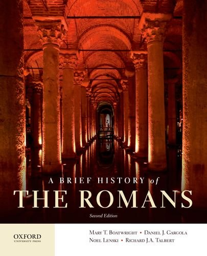 9780199987559: A Brief History of the Romans