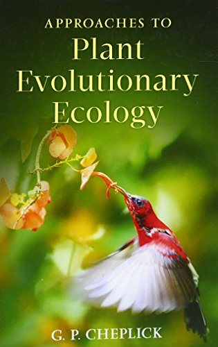 9780199988327: Approaches to Plant Evolutionary Ecology
