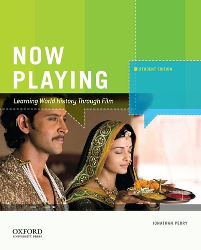 9780199989577: Now Playing: Learning World History Through Film