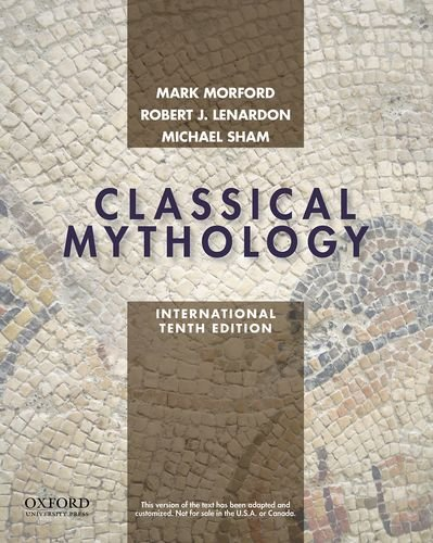 9780199997398: Classical Mythology, International Edition