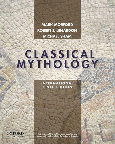 9780199997398: Classical Mythology, International Edition