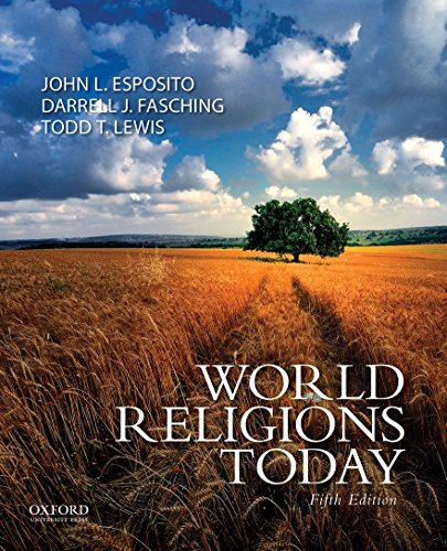 9780199999590: World Religions Today