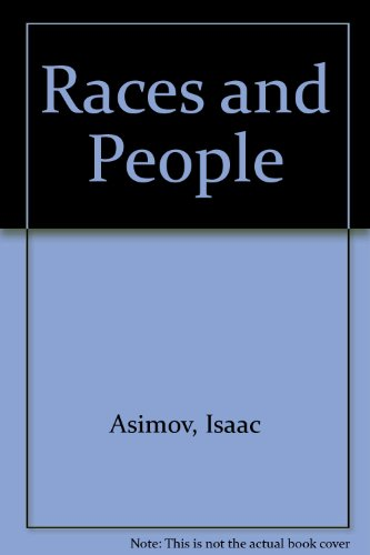 9780200000635: Races and People