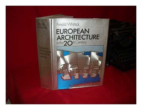 9780200040174: European architecture in the twentieth century