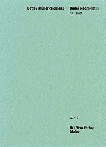 9780200100977: Under Neonlight II