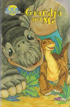 9780200646017: Grandpa and Me (Land Before Time)
