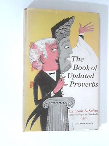 9780200714655: The book of updated proverbs by Louis A. Safian