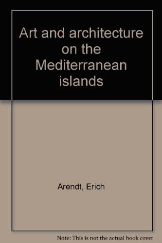 9780200715478: Art and architecture on the Mediterranean Islands