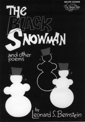 Black (The) Snowman & Other Poems: Bernstein, Leonard S.