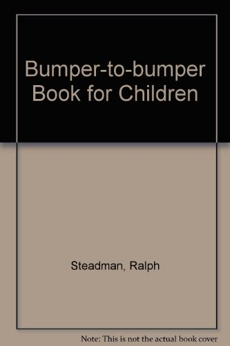 9780200719124: Bumper-to-bumper Book for Children