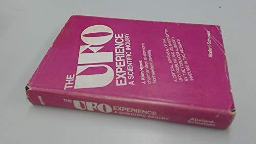 9780200719353: Unidentified Flying Object Experience: A Scientific Inquiry