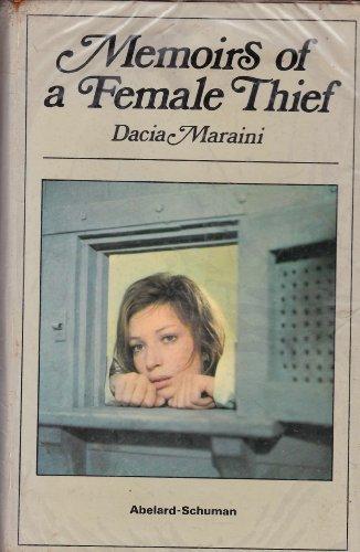 Memoirs of a female thief: Maraini, Dacia