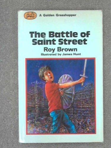 9780200720816: Battle of Saint Street (Grasshopper Books)