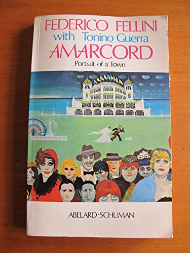 9780200722087: Amarcord : Portrait of a Town