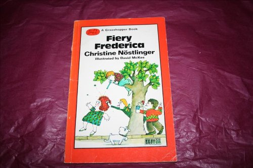 9780200723275: Fiery Frederica (Grasshopper Books)