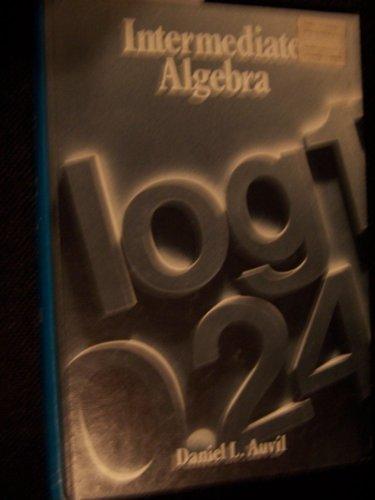 9780201001358: Intermediate Algebra