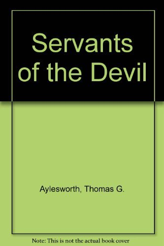 9780201001457: Servants of the Devil