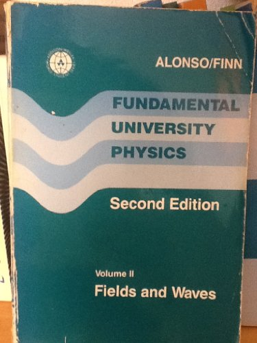 9780201001624: Fundamental University Physics: v.2: Vol 2 (World Student)
