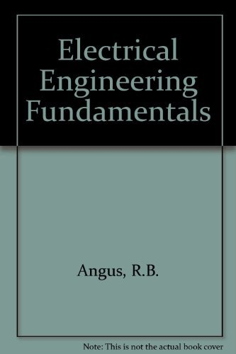 9780201002508: Electrical Engineering Fundamentals