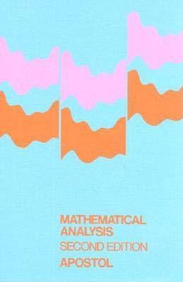 9780201002843: Mathematical Analysis: Modern Approach to Advanced Calculus (World Student)