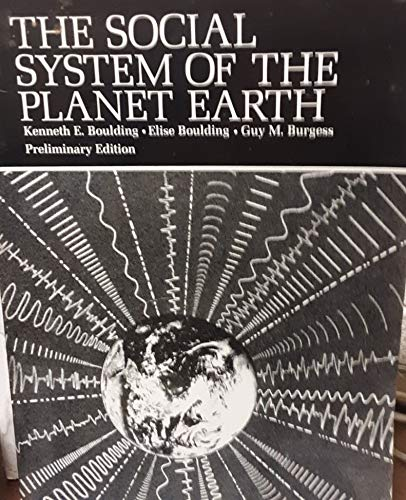 9780201003475: Social System of the Planet Earth