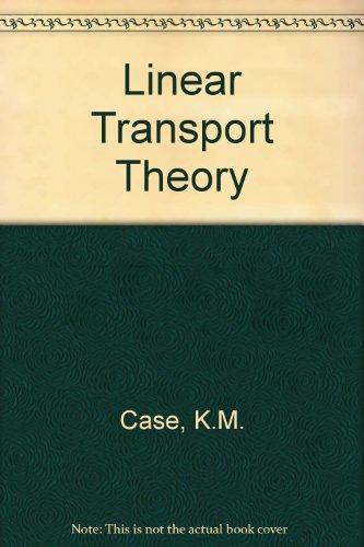 Linear Transport Theory: Case KM et
