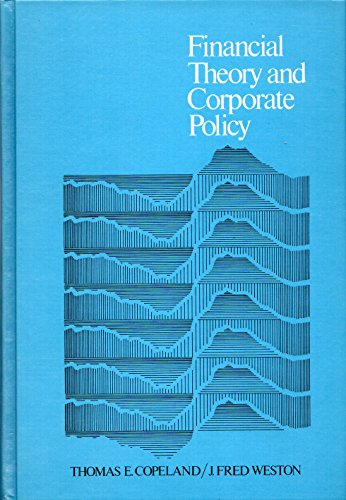 9780201009712: Financial Theory and Corporate Policy