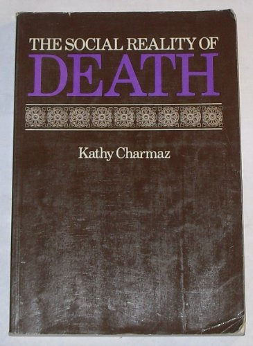 9780201010336: The Social Reality of Death: Death in Contemporary America