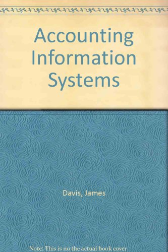 9780201010992: Accounting Information Systems