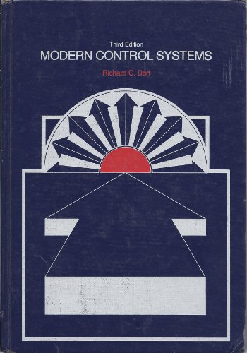 9780201012583: Modern Control Systems (Electrical Engineering)