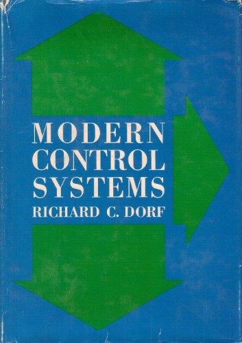 9780201016055: Modern Control Systems